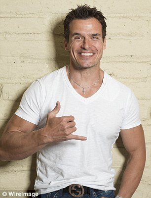 Other famous Leaplings include Antonio Sabàto Jr. (pictured), Law & Order: SVU actor Peter Scanavino, The Godfather actor Alex Rocco, and Foster the People musician Mark Foster